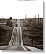 A Country Mile 1 Metal Print