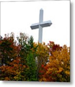 A Cross In Tennessee Metal Print