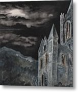 A Dark Strange Night  Metal Print