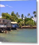 A Day In Lahaina Metal Print