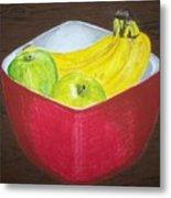 A Fruit A Day Metal Print