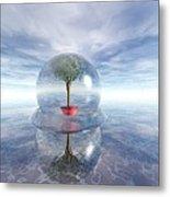 A Healing Environment Metal Print