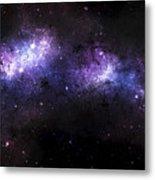 A Massive Nebula Covers A Huge Region Metal Print by Justin Kelly