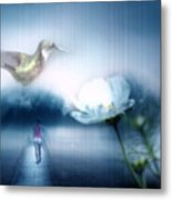 A New Dream Takes Hold Metal Print