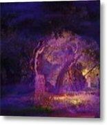 A Night Of Weeping In The Garden Gethsemane Israel 2008 Metal Print