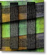 Abstract  - Cinetism Metal Print