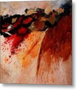Abstract 010607 Metal Print