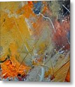 Abstract 015011 Metal Print
