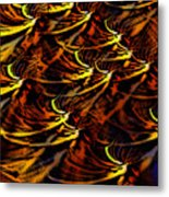 Abstract 022611a Metal Print