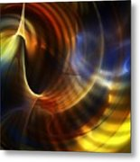 Abstract 040511 Metal Print