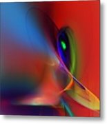 Abstract 042612a Metal Print