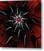 Abstract 082110 Metal Print