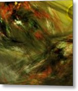 Abstract 102910a Metal Print