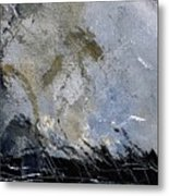 Abstract 135 Metal Print
