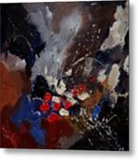 Abstract 55900122 Metal Print