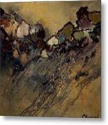 Abstract 55901161 Metal Print