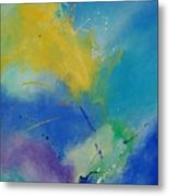 Abstract 564897 Metal Print