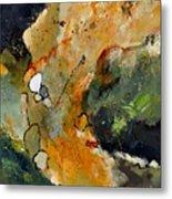 Abstract 66018012 Metal Print