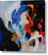 Abstract 905060 Metal Print