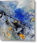 Abstract 969090 Metal Print