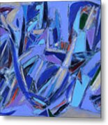 Abstract Art Twenty-four Metal Print