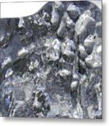 Abstract Dog 1 Metal Print