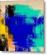 Abstract For2 Metal Print
