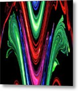 Abstract II Metal Print
