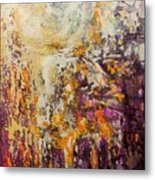 abstract landscape VI Metal Print