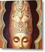 Abundance Meditation Metal Print