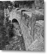 Acadian Bridge Metal Print