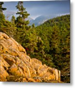 Acadian Mountains Metal Print