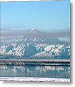 Across The Bay Metal Print