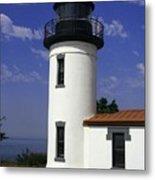 Admiralty Head Lighthouse Li2024b Metal Print