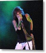 Aerosmith - Steven Tyler -dsc00138 Metal Print