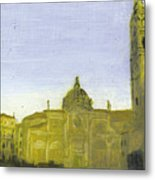 After Campo Santa Maria Formosa Metal Print