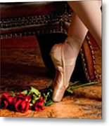 After The Performance Metal Print