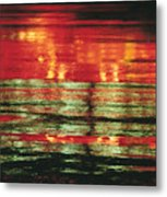 After The Rain Abstract 1 Metal Print