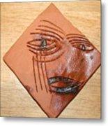 Agony - Tile Metal Print