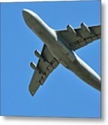 Air Force Plane Metal Print