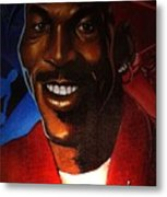 Airness Metal Print
