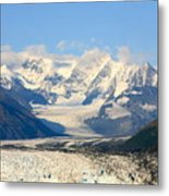Alaska  Americas Final Frontier Metal Print