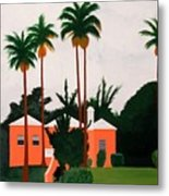 Albouys Point Bermuda Metal Print