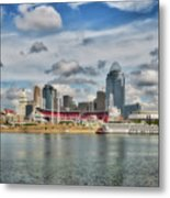 All American City 2 Metal Print