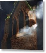 All Hallows Metal Print