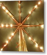 All Lit Up Metal Print
