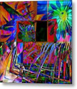 All Mixed Up Metal Print