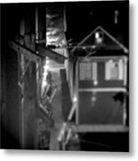 Alley To High Metal Print