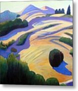 Alluring Windy Hill Metal Print