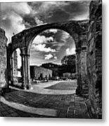 Altagracia - Ruinas Metal Print